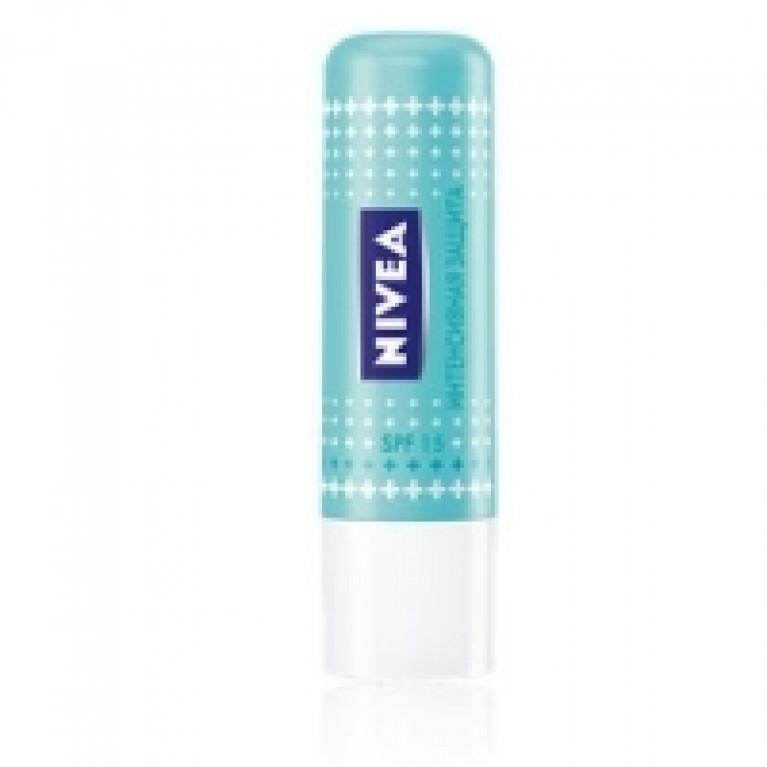 Бальзам д/губ Нивея (Nivea) Интенсивная защита 4,8г SPF 15