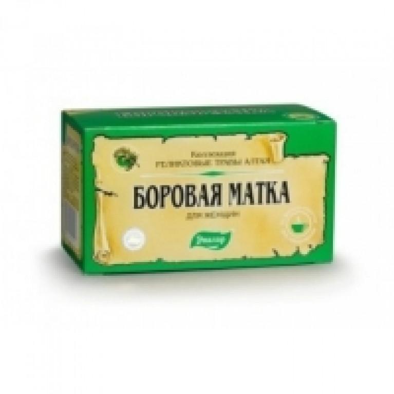 Боровая матка трава ф/п №20