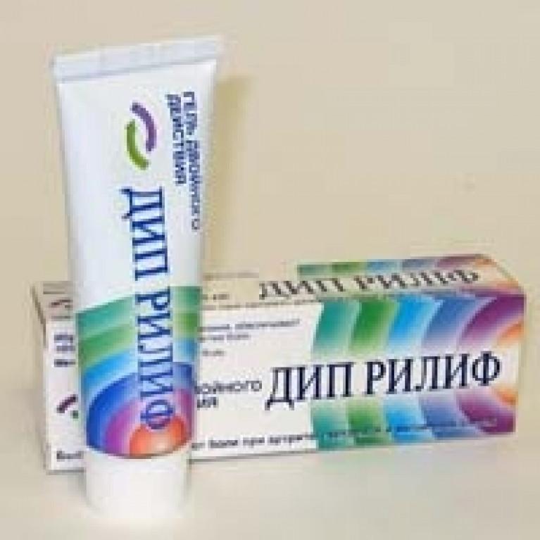 Дип Рилиф гель туба 50 г