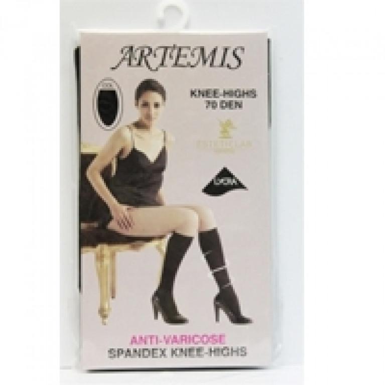 Гольфы Артемис 70ден черные