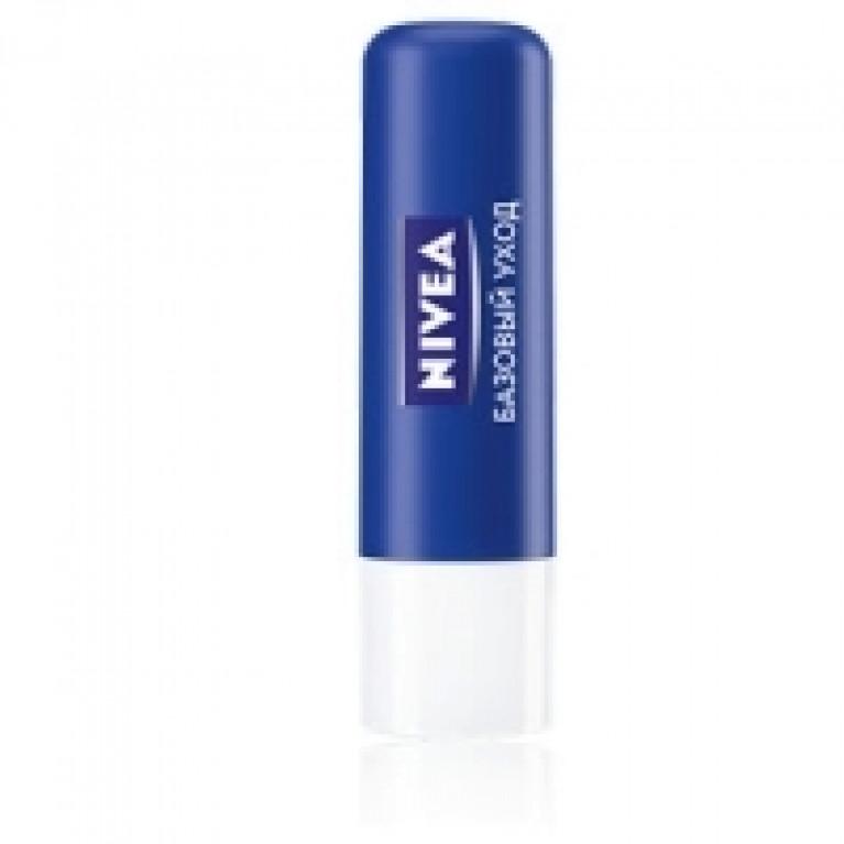 Бальзам д/губ Нивея (Nivea) Основной уход Essential 4,8г