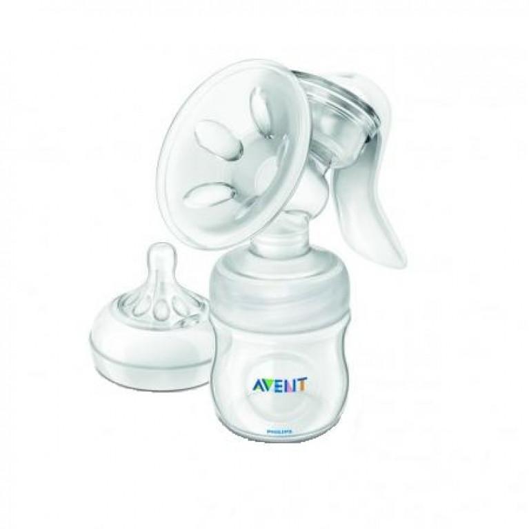 Молокоотсос Авент ( Avent ) ручной Comfort Natural SCF330/20 (арт. 86820)