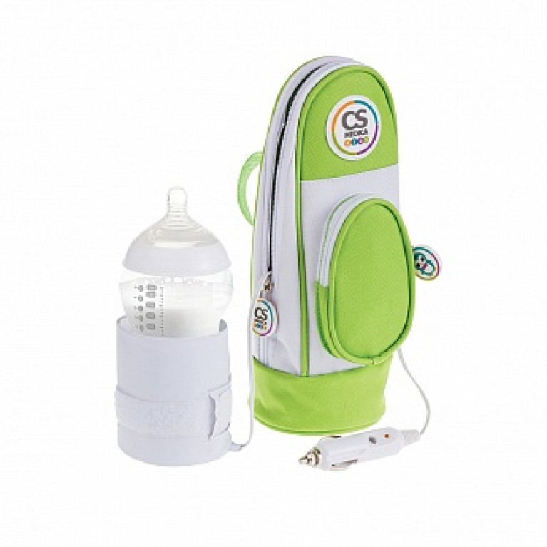 Подогреватель автомобильный CS Medica ( СиЭс Медика ) Kids CS-21 для детского питания все типы бутылочек
