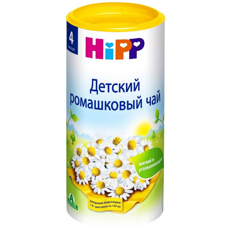 Чай Хипп детский с ромашкой 200г ( с 4 мес. )