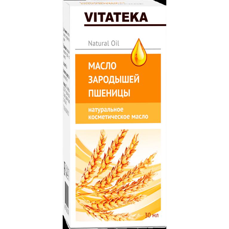 Витатека Масло косметическое Зародыши пшеницы 30 мл