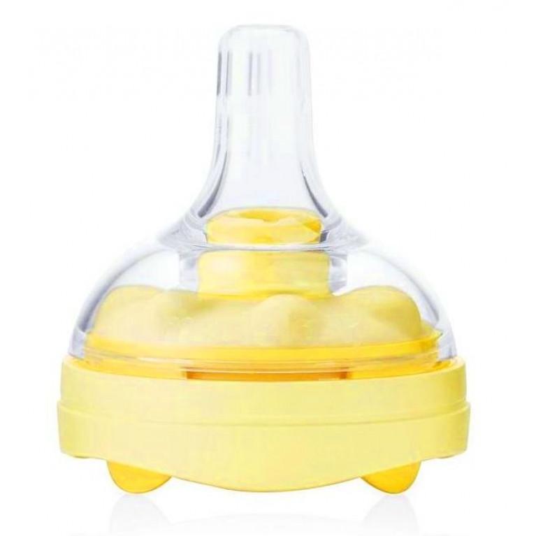 Соска (Смартсоска) силиконовая Медела Кальма ( Medela Calma ) для новорожденных №1