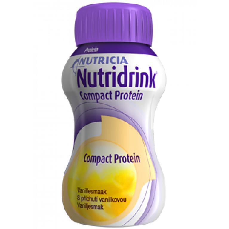 Нутридринк Компакт Протеин ( Nutridrink Compact Protein ) Ваниль 125 мл №4