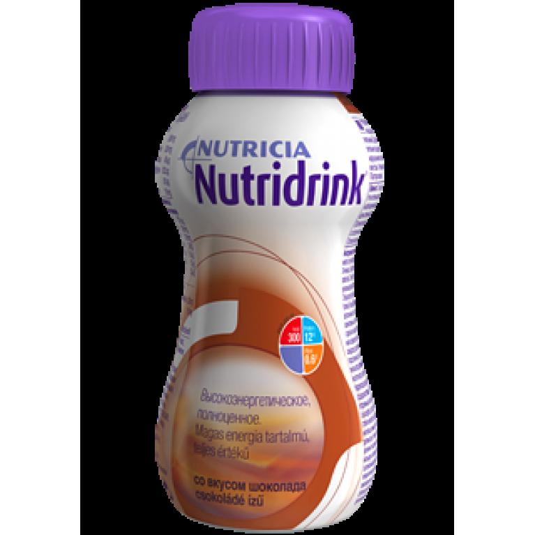 Нутридринк ( Nutridrink ) Шоколад 200 мл