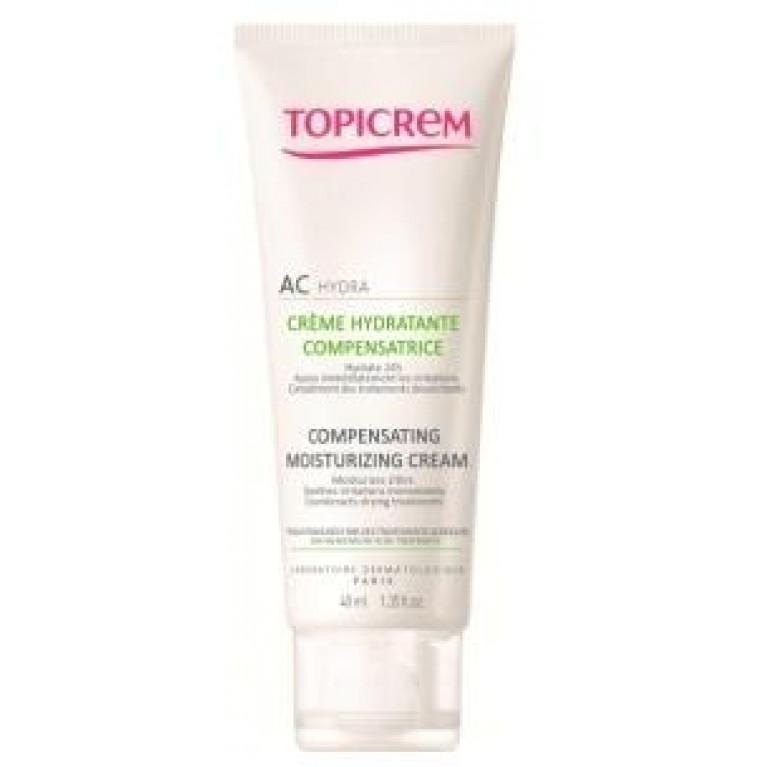 Топикрем (Topicrem) АК Крем компенсирующий увлажняющий для лица и шеи 40мл